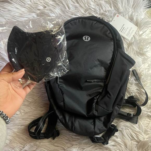 SOLD ✌🏽✌🏽 lululemon fast and free backpack